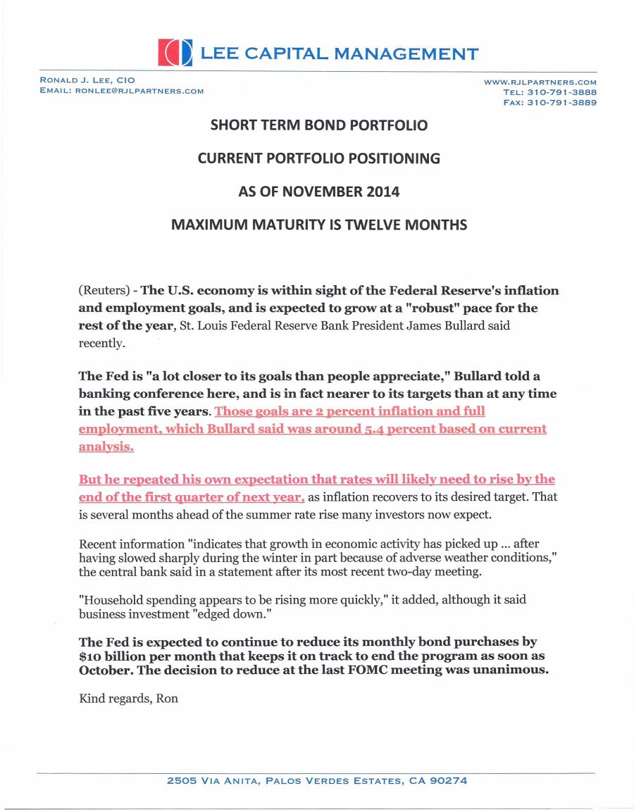 short-term-bond-current-portfolio-nov-2014